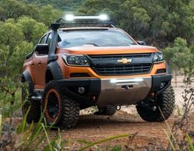 Chevrolet ra mắt Colorado Xtreme
