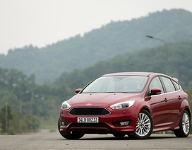 Ford Focus mới - Thông minh hơn, an toàn hơn