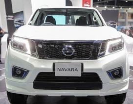 Sau Chevrolet Colorado, đến lượt Nissan nâng cấp Navara