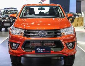 Thêm Toyota và Mitsubishi nâng cấp bán tải cho thị trường Đông Nam Á