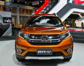 Xe đa dụng Honda BR-V chính thức có mặt tại Thái Lan