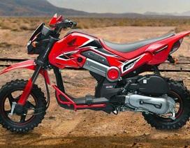 Honda Navi - Minibike với động cơ xe ga