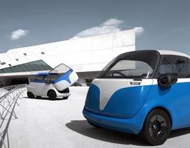 Microlino - Tương lai của xe điện đô thị?