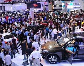 Thị trường ôtô trong nước tháng 3/2016: Tăng trưởng ổn định