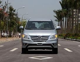Toyota triệu hồi hơn 760 chiếc Innova tại Việt Nam