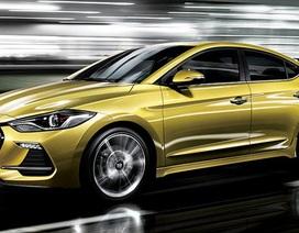 Hyundai ra mắt phiên bản thể thao của Elantra