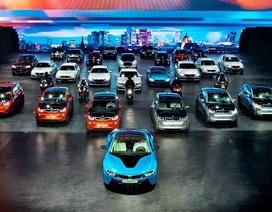 Xem gì tại BMW WORLD VIETNAM 2016?