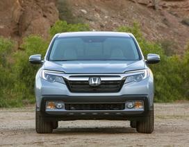 Honda chính thức ra mắt thế hệ thứ hai của mẫu bán tải Ridgeline