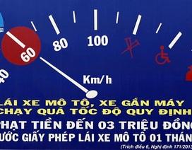 Biển báo giao thông sinh động: Tốc độ nào cho bạn?