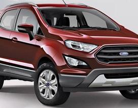 Ford nâng cấp Ecosport
