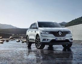 Renault ra mắt Koleos thế hệ mới