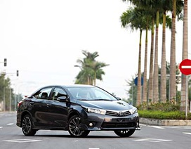 Honda nâng cấp Accord, Toyota thay đổi nhẹ Altis