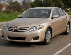 """Gần 7.800 chiếc Toyota bị triệu hồi tại Mỹ vì lỗi """"lãng xẹt"""""""