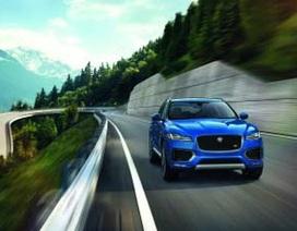 Mẫu crossover đầu tiên của Jaguar chính thức có giá bán