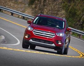 Ford Escape 2017 - Sự nâng cấp cần thiết