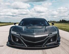 Acura có liều lĩnh khi đưa NSX tham gia giải đua GT3?