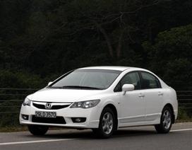 Honda Việt Nam tiếp tục triệu hồi xe vì túi khí Takata
