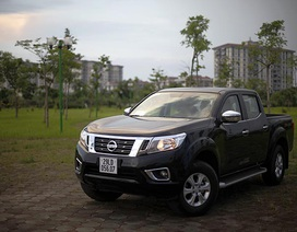 "Navara EL - Sự ""chịu chơi"" của Nissan"