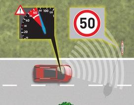 Tăng thêm chế tài xử phạt với lỗi chạy quá tốc độ