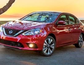 Nissan triệu hồi Sentra vì lỗi hệ thống dây điện