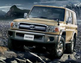 Quân đội Mỹ đặt hàng xe Toyota Land Cruiser và Ford Ranger