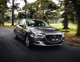 Mazda3 2017 tại Australia có giá từ 17.900 USD