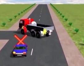 Clip không thể bỏ qua trước khi lái xe ra đường