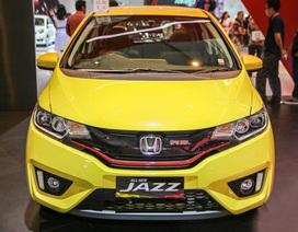 """""""Bé hạt tiêu"""" Honda Jazz RS ra mắt tại châu Á"""