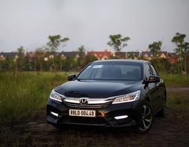 Honda Accord - Sự hấp dẫn thầm lặng