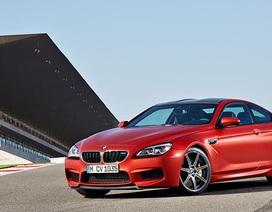 BMW triệu hồi các mẫu xe hiệu suất cao M5 và M6