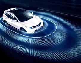 Nissan đứng đầu châu Âu về bán… camera