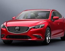 Mazda6 2017 khởi điểm từ 21.950 USD tại Mỹ