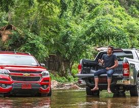 Chevrolet Colorado 2017 và Trailblazer ra mắt thị trường ASEAN