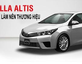Corolla Altis - Những ưu thế làm nên thương hiệu