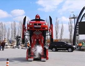 Autobot chính thức ra đời