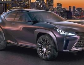 Lexus UX Concept - Thêm cạnh tranh ở phân khúc compact SUV hạng sang