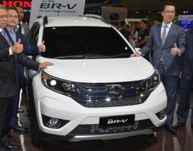 Honda đưa xe đa dụng BR-V đến Malaysia