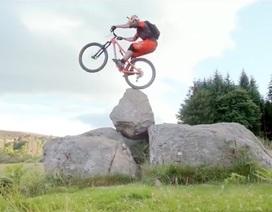 Xe đạp biểu diễn - Có thể bạn không tin