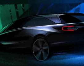 Honda hé lộ Odyssey thế hệ mới