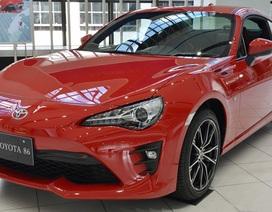 Toyota triệu hồi mẫu xe thể thao FT 86