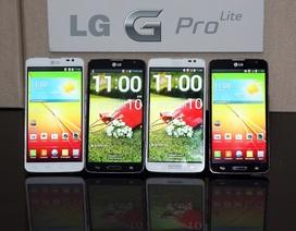 Công bố 2 bạn đọc may mắn trúng điện thoại LG G Pro Lite