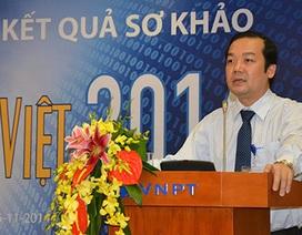 VNPT luôn đồng hành với Giải thưởng Nhân tài Đất Việt