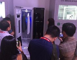 Điểm lại những sản phẩm nổi bật trong triển lãm LG Innofest 2015