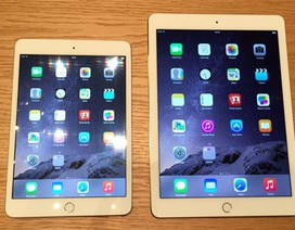 Nên chọn iPad mini hay iPad Air?