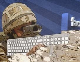 Đội quân Facebook của quân đội Anh