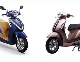 Nên mua xe Honda Lead 2014 hay xe Yamaha Nozza Grande 2014?