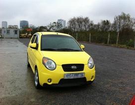 Có nên mua xe Kia Morning slx 2008 với 300 triệu đồng?