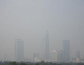 Sương mù bao phủ TPHCM suốt buổi sáng