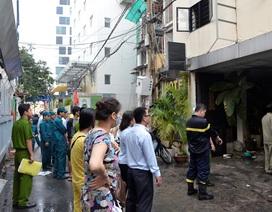 Cháy khách sạn, hàng chục người hốt hoảng tháo chạy