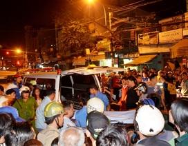 Gần 100 cảnh sát leo nóc nhà truy lùng hung thủ sát hại ca sĩ nghiệp dư